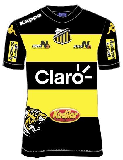 Kappa é a nova fornecedora do Grêmio Novorizontino - Show de Camisas 1029d8fdca5a3