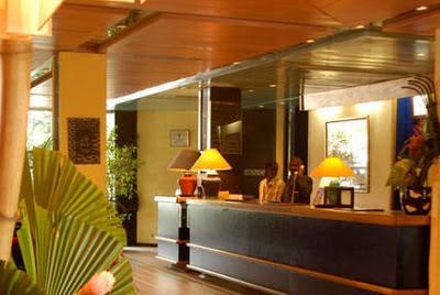 Casino du Méridien Hotel - Douala