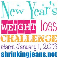 New Years Challenge @ Shrinking Jeans