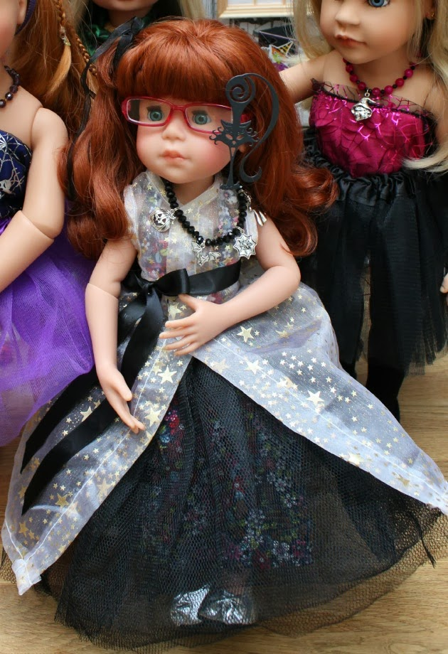 Schildkroet Doll