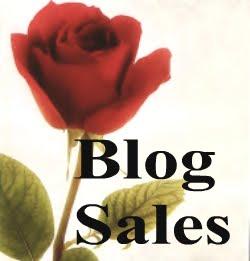 Special Blog Sales!