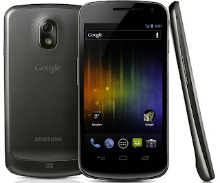 Samsung Galaxy Nexus ominaisuudet