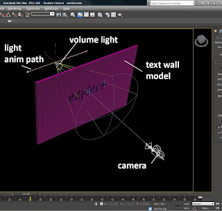 Creating a Volumetric Light Effect in 3ds Max