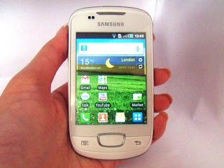 samsung galaxy mini white