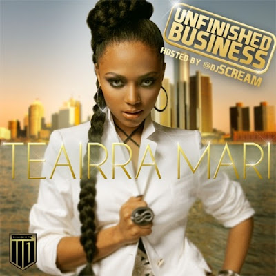 Teairra Mari - Another Round