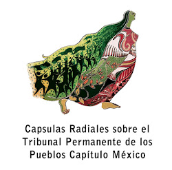 Capsulas Radiales sobre el Tribunal Permanente de los Pueblos Capitulo Mexico