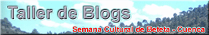 BLOG CULTURAL