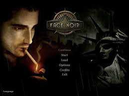 Face Noir PC game