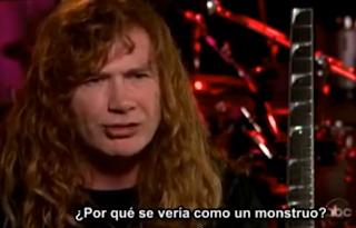 Dave Mustaine (Megadeth) habla sobre el ocultismo