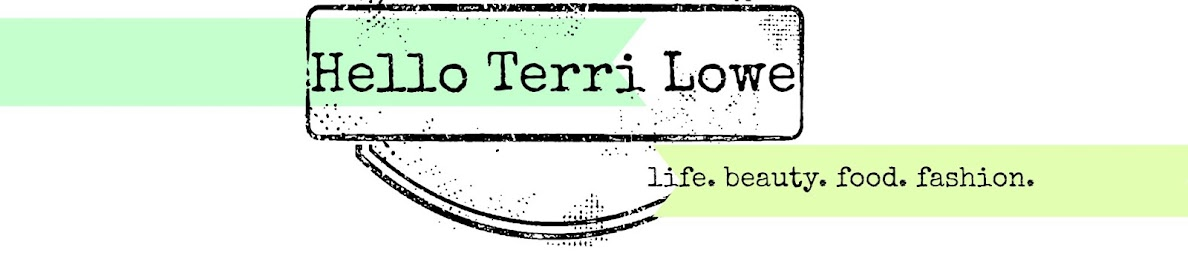 Hello, Terri Lowe | Beauty Fashion Lifestyle Blog | UK Blog