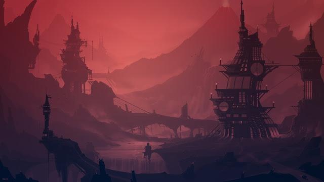 Tomorrow Science Fiction HD Wallpaper