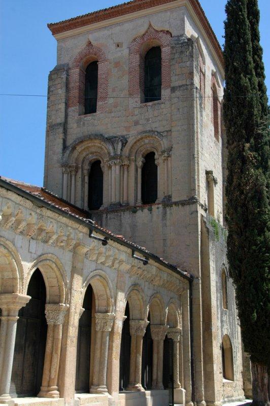 Cándido Lorite y los viajes: SEGOVIA- ACUEDUCTO E IGLESIAS