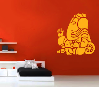 Ethnic-Indian-Wall-Decal