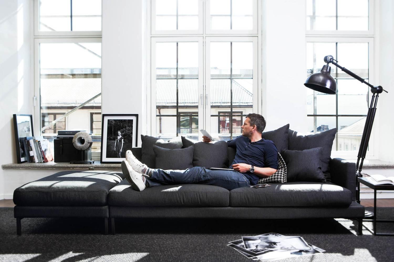 Sofa slettvoll