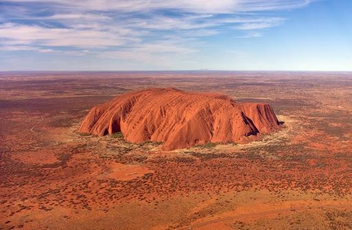 Uluru Australie