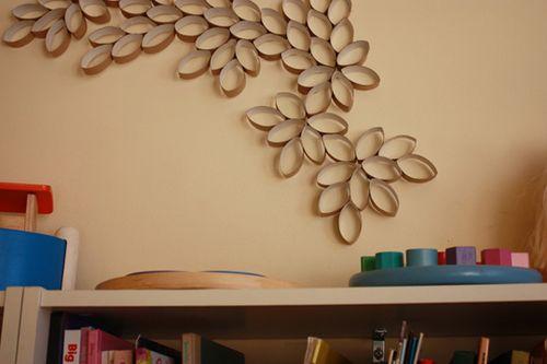 homemade wall decor - Homemade Decor