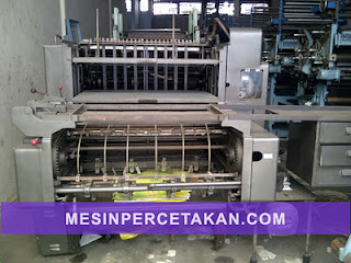 Heidelberg SBD Cylinder Die Cutting Machine