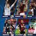 Os melhores jogadores da 1º Rodada da UEFA Champions League