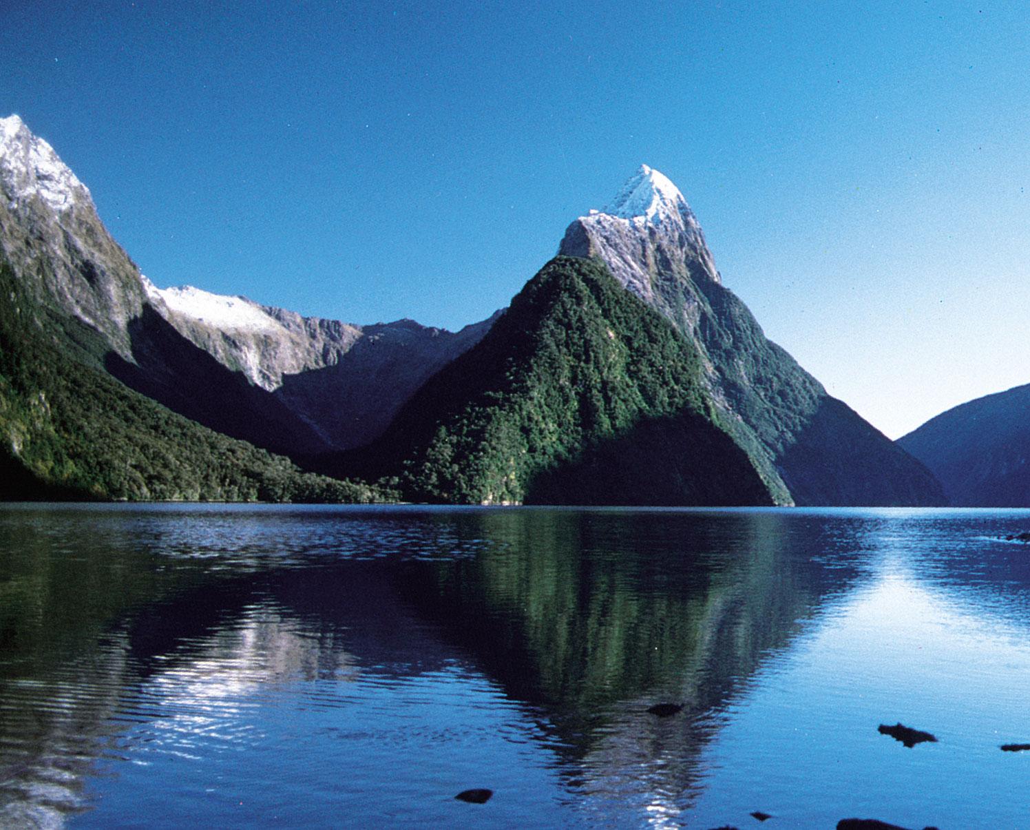 South Island New Zealand World Travel Destinations