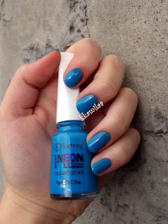 Flormar Super Neon Colors nr N002