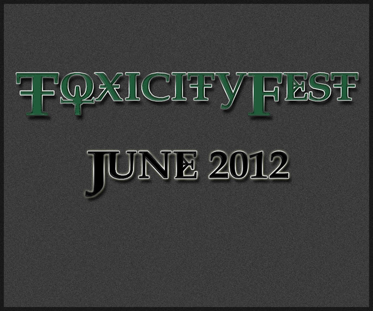 Toxic Radio's semi annual Toxicity Music Festival