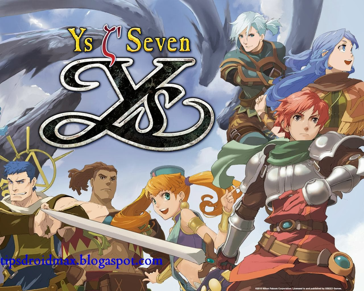 Download YS Seven PSP