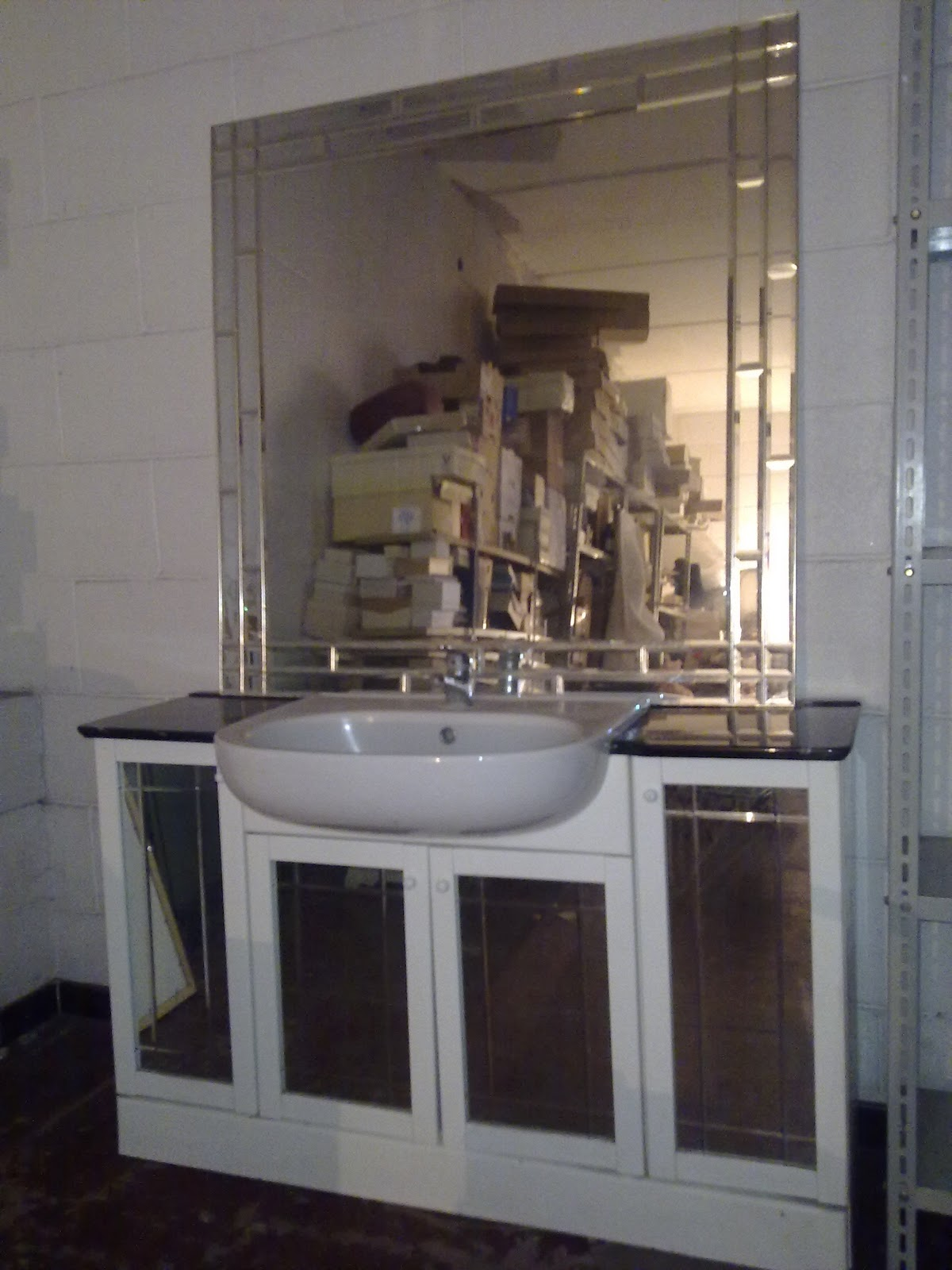 Arredamento usato a roma - Sottolavello bagno ...