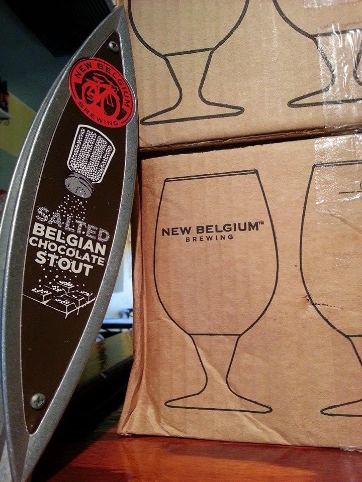 New Belgium Salted Belgian Chocolate Stout 3
