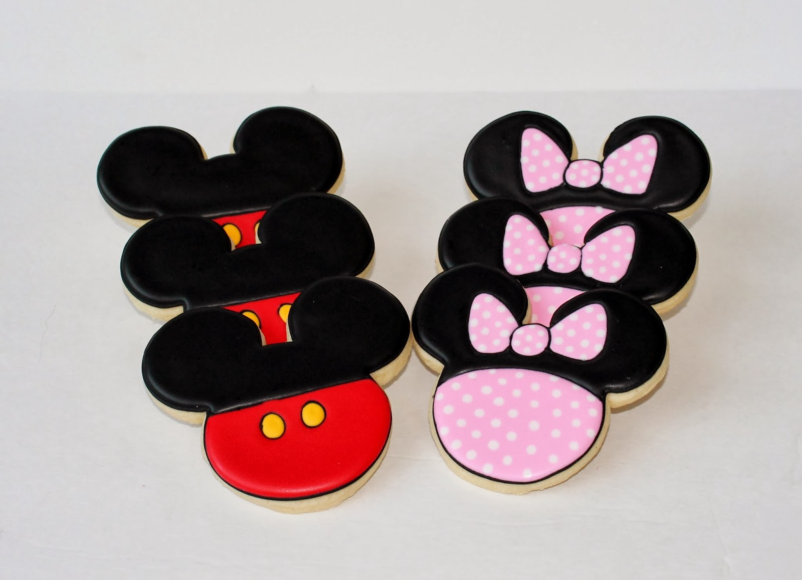 Sweet Melissa S Cookies Mickey Mouse Clubhouse Birthday