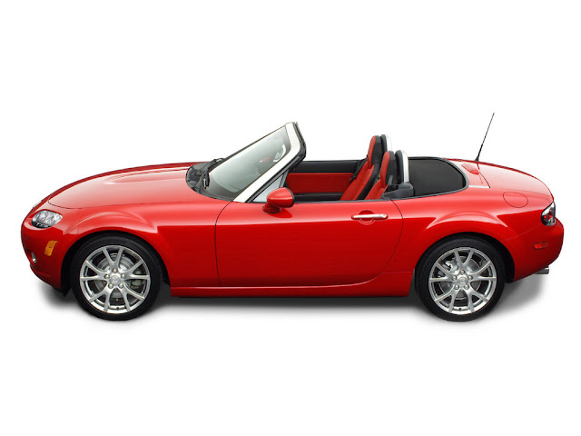 Mazda MX-5 new photo