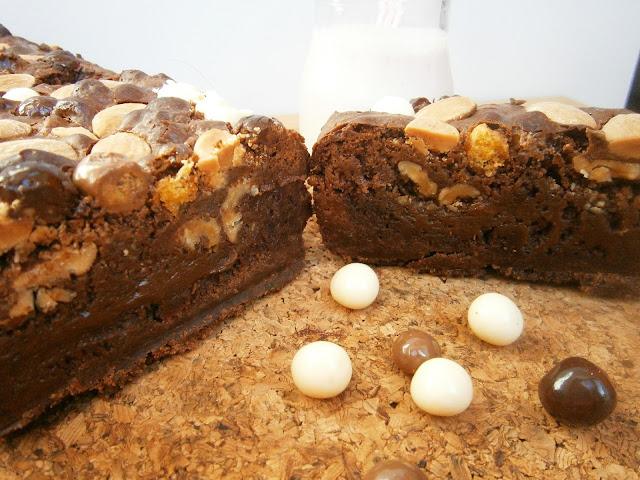 Tarta de chocolate, pastel de chocolate.