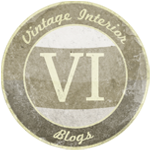 Stolt medlem av Vintage Interior Blogs