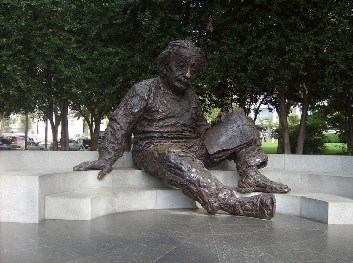 Albert Einstein Memorial | Washington DC 1979