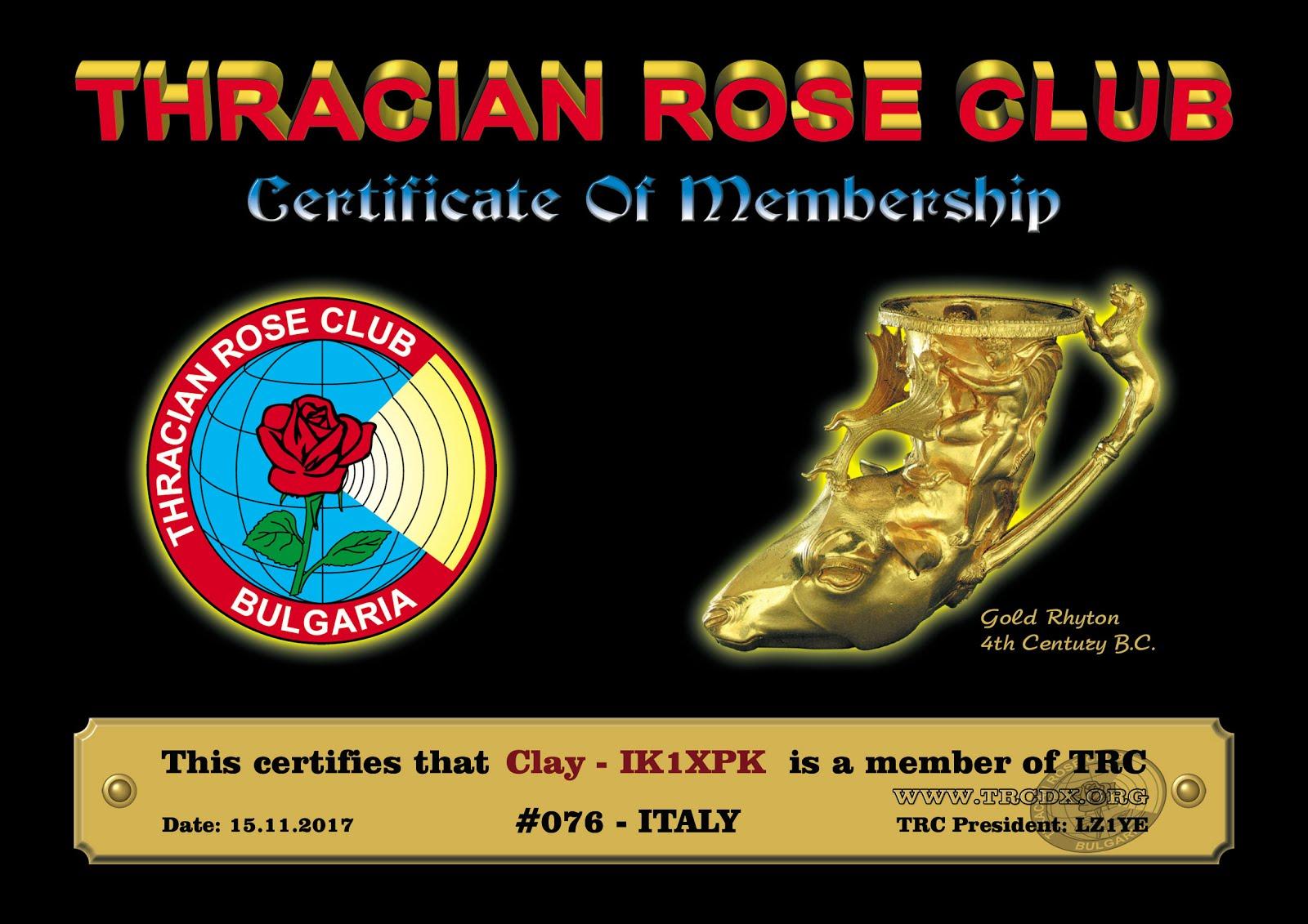 TRC Club