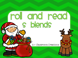http://www.teacherspayteachers.com/Product/Roll-and-Read-S-Blends-FREEBIE-999840