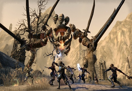 The Elder Scrolls Online free PC Game full Download