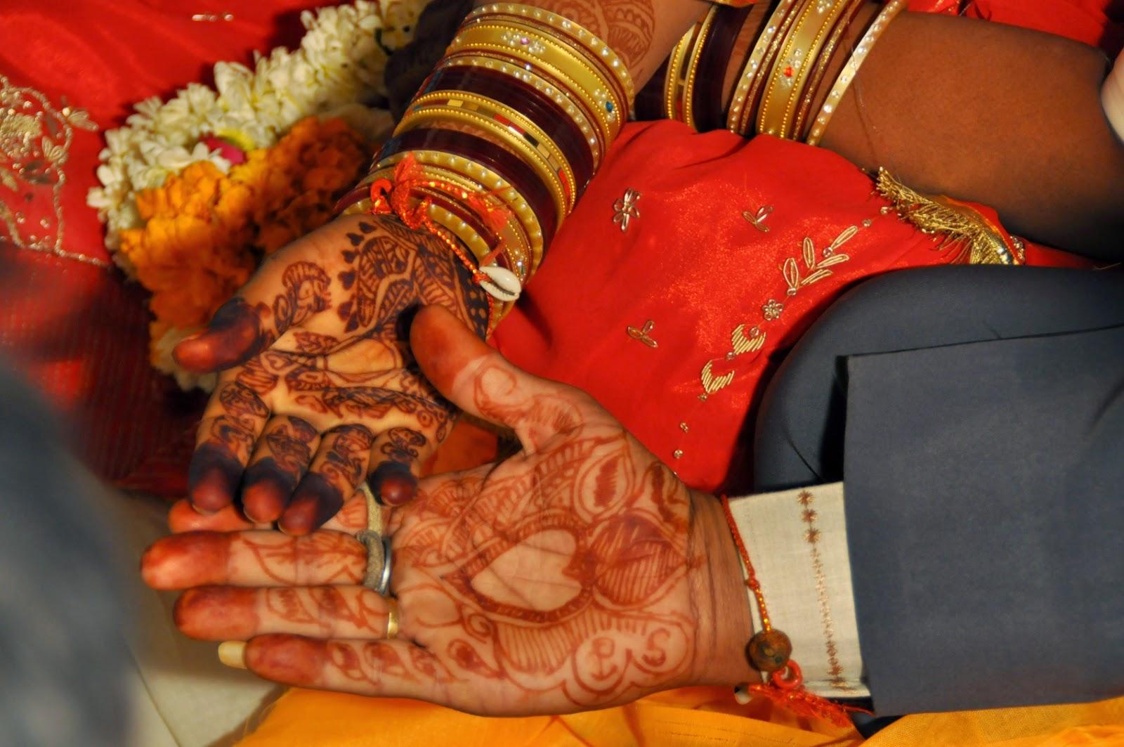 Imágenes de la boda india del sur