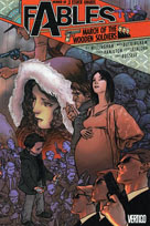 Fables Vol 4: March of the Wooden Soldiers by Bill Willingham