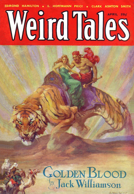tellers of weird tales  before the golden age
