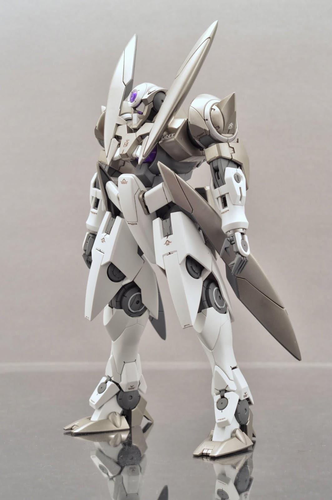 Gundam Model Kit White Paint Gloss