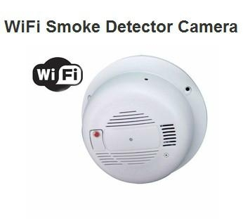 wireless 3g spy cameras smoke detector ip spy camera. Black Bedroom Furniture Sets. Home Design Ideas