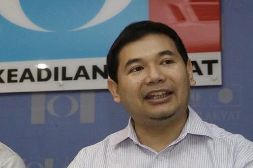Rafizi Kini Setiausaha Agung PKR Yang Baharu