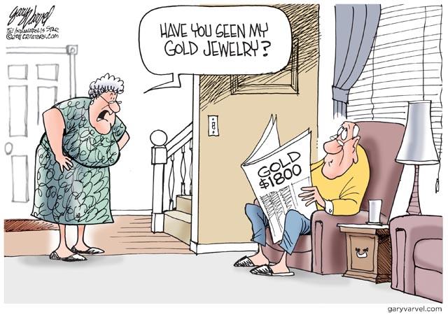 Great Depression Cartoons