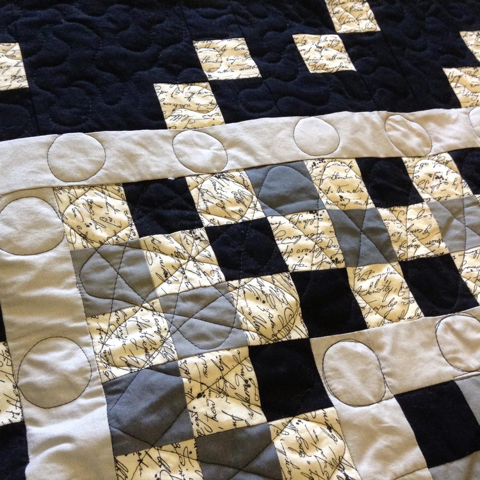 Solar Threads: Blogger's Quilt Festival: Steam Punk Lone Star Quilt : steampunk quilt pattern - Adamdwight.com