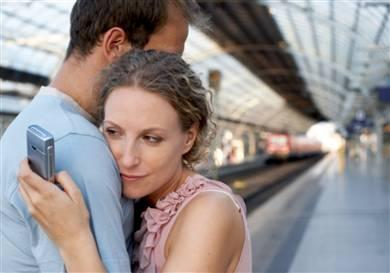Cheating-Women - النساء أكثر مهارة في إخفاء الخيانة الزوجية - امرأة تخون زوجها حبيبها