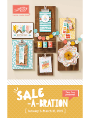 Download the Sale-A-Bration Catalog!