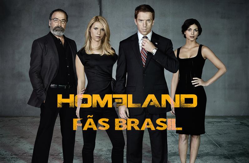 Homeland Fãs Brasil