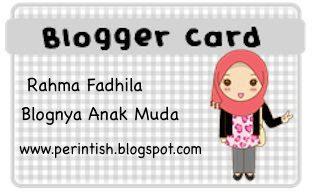 Blogger Card Ku