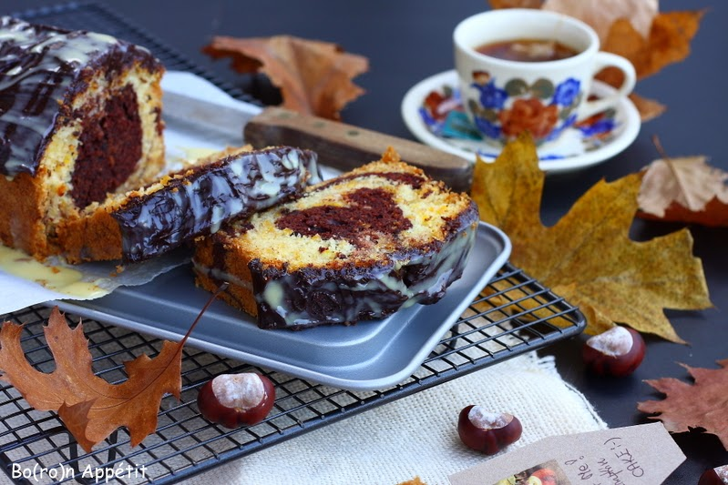 Ciasto dyniowe z czekoladą - przepis