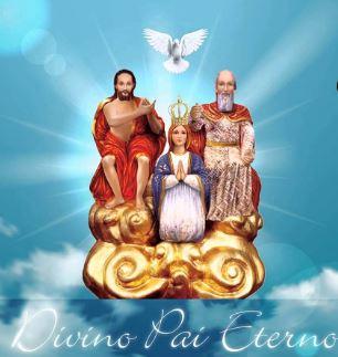 Toda honra e glória demos a Deus Pai e Filho e Espírito Santo